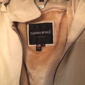 Tanners Avenue Jackets & Coats - Tanners Avenue Leather Jacket
